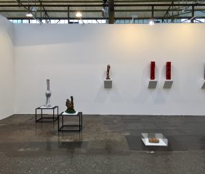 Art Düsseldorf 2017 installation view 01